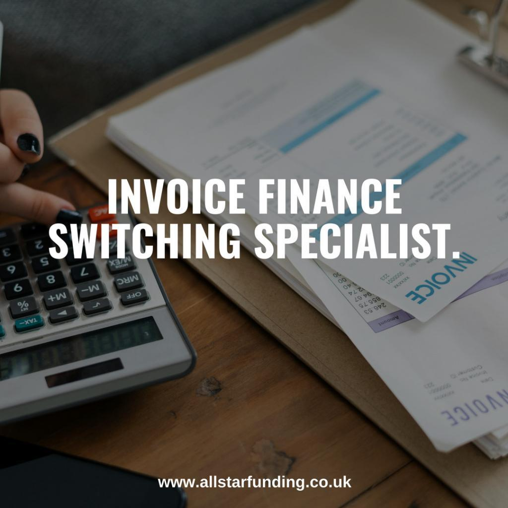 Invoice Finance switching specialist